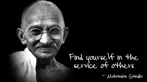 ghandi-find-yourself-in-the-service-of-others